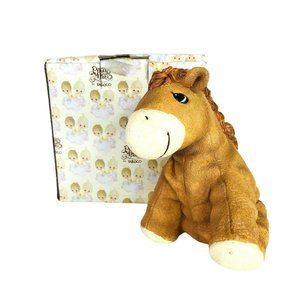 1998 Precious Moments Tender Tails Horse Bank